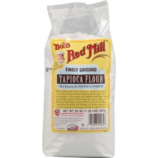 Tapioca flour 25 lb - Bob's Red Mill