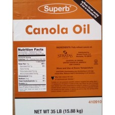 Canola Oil 35 lb