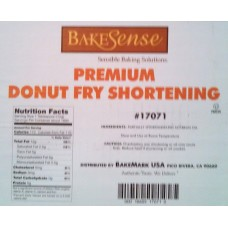 Donut Frying Shortening 50 lb