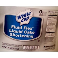 Fluid Flex Liquid Cake Shortening 38 lb
